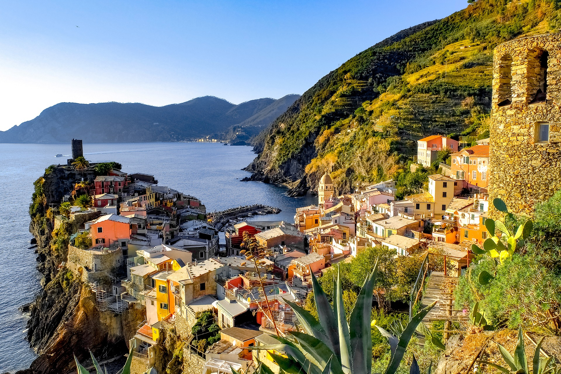 Incentive Travel and Team Building in Liguria, Italy