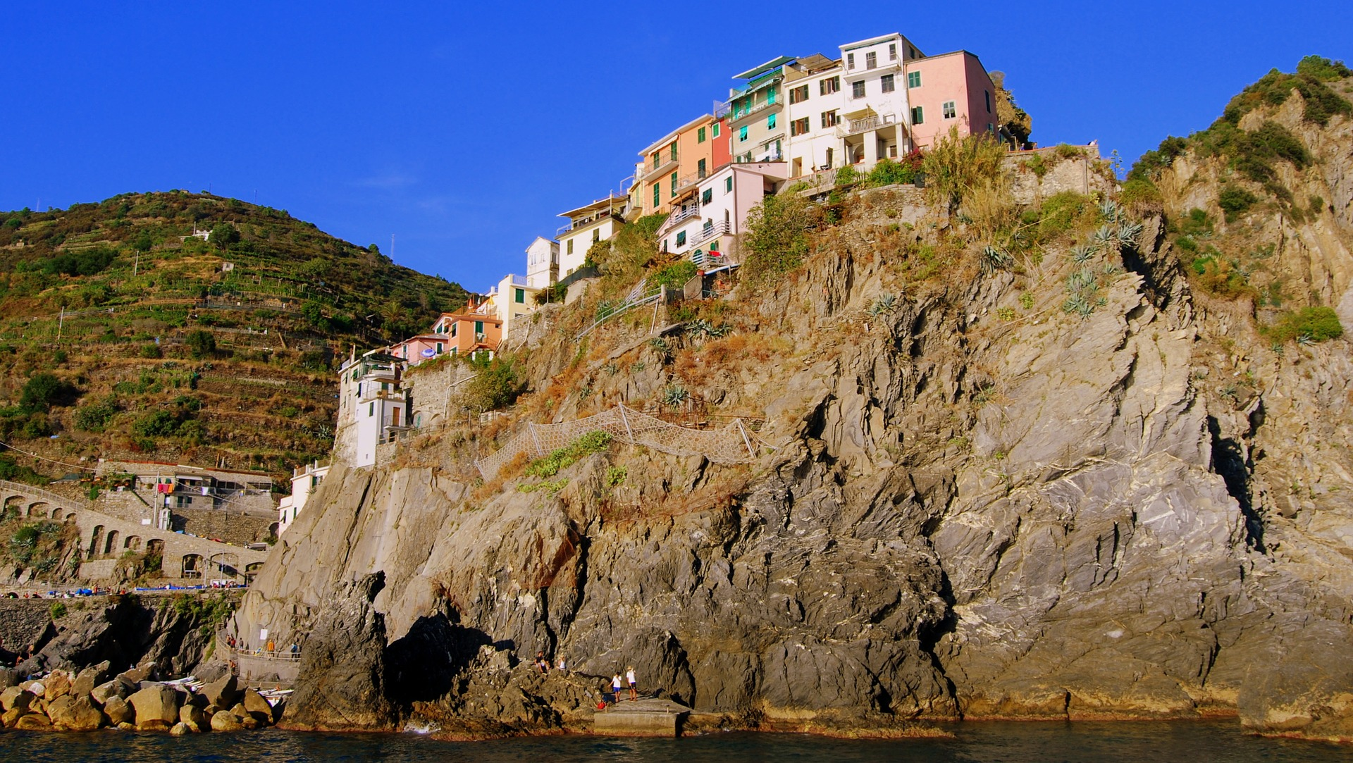 Cinque Terre Walking Holiday Self Guided