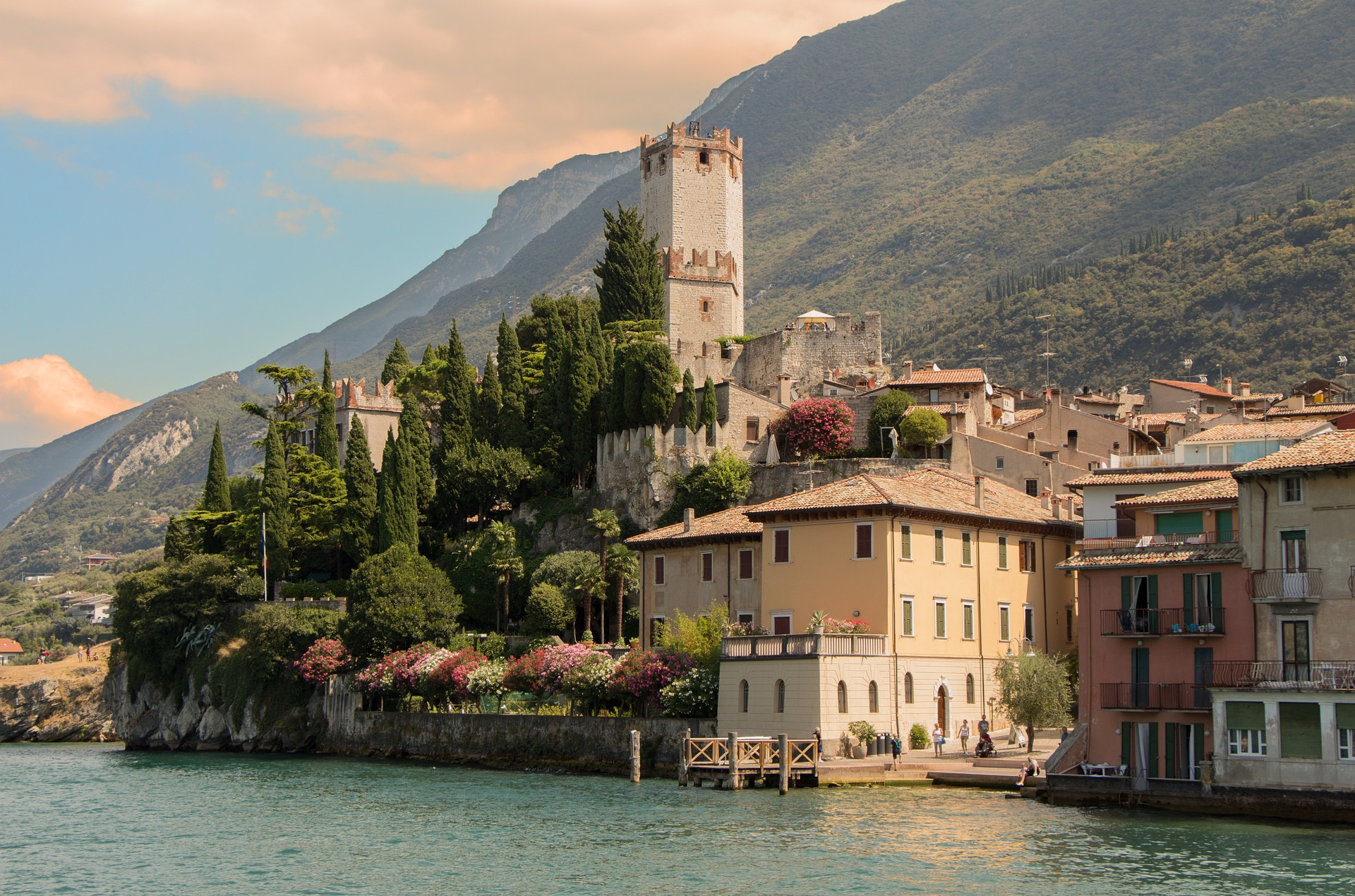 Spiritual journey: a meditation retreat in Italy