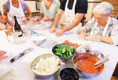 Italy Cooking Class in Cellar - Family-Friendly Tours of Italy