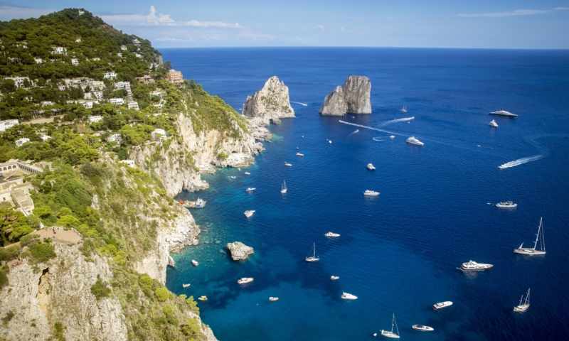 Incentive travel programs in Italy